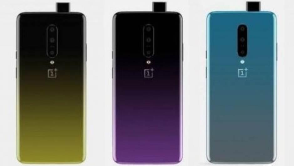 oneplus 7 colors