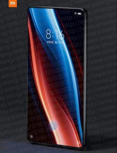 Xiaomi Mi MIX 3 leaks3