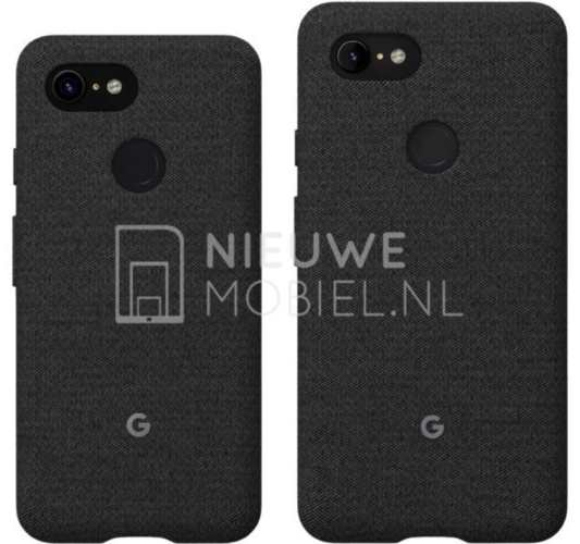 pixel 3 pixel 3xl leaks back