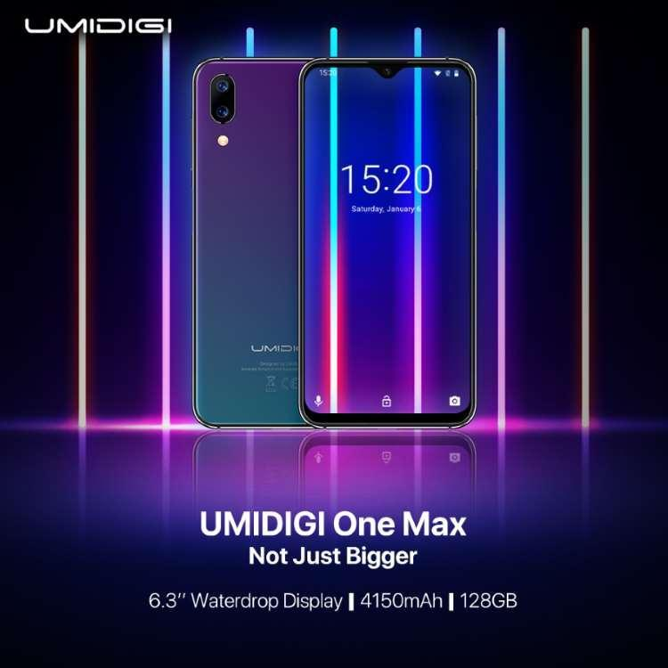 umidigi one max full